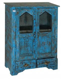 Indien Kommode Vitrine antik Möbel
