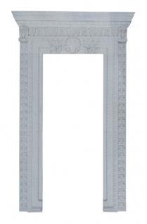 Marmor Eingang Raumhoch Kamine Stilkamin Umrandung Tür Rahmung mehrfarbig - Vorschau