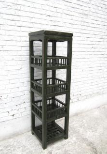 CHINA flower tower dark highboard railing pine wood torro di fiori I D SD.D.36.1 - Vorschau