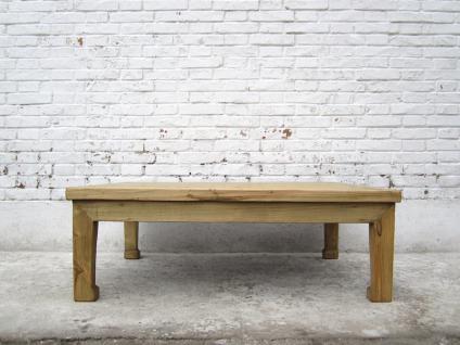 CHINA medium sized low table console natural pine wood tavolino I D SD.D.51 - Vorschau