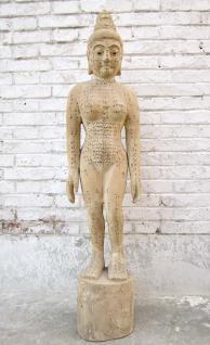 China 1940 Akupunktur Lehrmodell Skulptur Körper Frau Statue Heilkunde - Vorschau