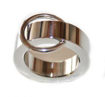Massiver BDSM Ring der O