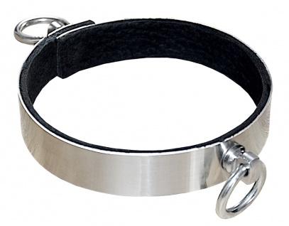 TERGINUM Halsband Edelstahl