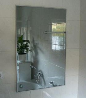 Infrarotheizung Spiegelheizung, 500 Watt, Alurahmen