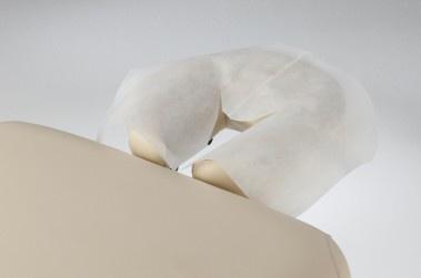 Papiervlieshauben für Kopfstütze