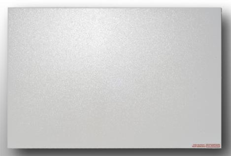 Infrarotheizung PowerSun Reflex, 700 Watt, 60x120 - Oberfläche weiß, mineralisiert