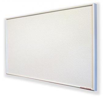 ANGEBOT Infrarotheizung PowerSun Perfekt - 600 Watt, 60x90x2, 5cm, mineralbeschichtet, weiß, Alurahmen