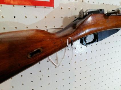 1 Paar Wandhalter Kurzwaffen Langwaffen - Vorschau 3
