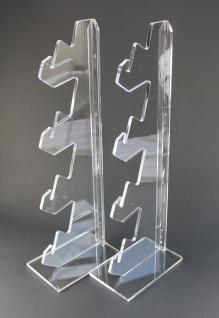 1 Paar 4er Säbel-, oder Blankwaffenständer