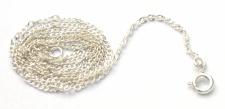 FEINE GEDREHTE PANZERKETTE 925 Silber 41 cm 1, 5 mm gedreht sehr stabil