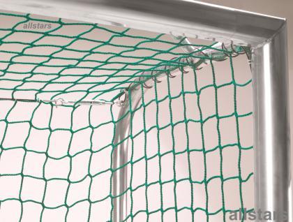 Huck Bolzplatz-Tornetz Mahulan Steel Maschenweite 10 cm für Fußballtor - Vorschau 2