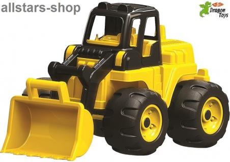 Dragon Toys Sandbagger Radlader Bagger Excavator R 938 Riesenbagger für Kindergarten