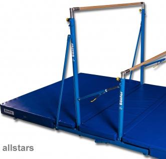 Bänfer Sport Niedersprungmatte klappbar für Stufenbarren Super Sprungmatte - Vorschau 4