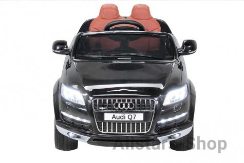 Actionbikes Kinder Elektroauto Audi Q7 SUV Lizenziert Miweba
