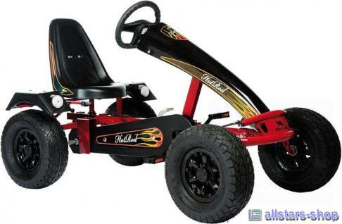 DinoCars Hot Rod GT BF1 Dino Cars GoCart GoKart Tretauto Track-Reifen Kinderauto
