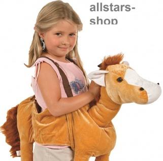 Allstars Kinder-Kostüm Tierkostüm Pferd Faschingskostüm Schlupfkostüm Karneval - Vorschau 2