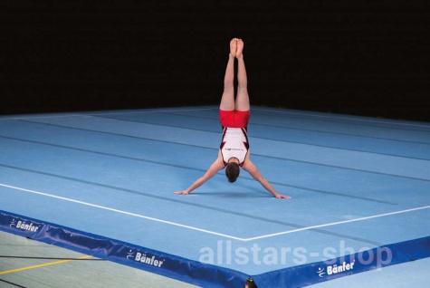 "Bänfer Sport Bodenturnfläche "" System Wiemers"" 14 x 14 m"