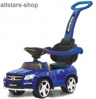 Jamara Kinder-Auto Rutscher Rutschfahrzeug Push-Car Mercedes GL 63 AMG blau