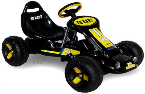 allstars Kinderauto Elektroauto Elektro-GoKart 25W