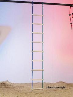 Ullmann Sprossenleiter Strickleiter 1, 8 m Kunststoffsprossen - Vorschau 3