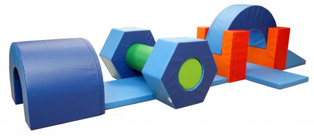 Softbausteine Baumodul 10-tlg. MAXI Schaumstoffbausteine Softi Bausteine Bänfer