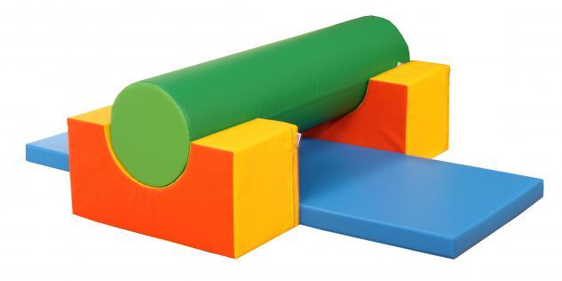 Bänfer Softbausteine Baumodul 4-tlg. Bausteinsatz MAXI Schaumstoffbausteine