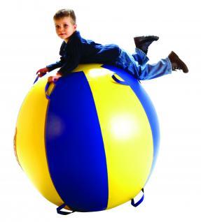 Bänfer Motorik-Ball Ballschaukel Motorik Softbausteine Therapieball Gummi Ball