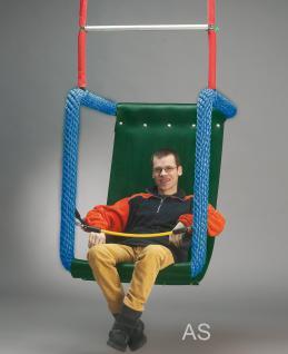 Huck Easy-Swing Maxi Behindertenschaukel mit Pfosten - Vorschau 2