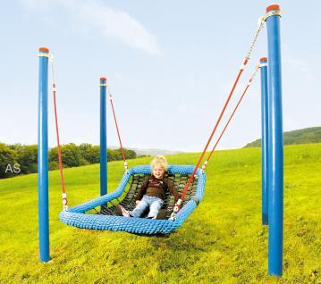 Huck Easy-Swing Schaukelbett Mehrkindschaukel - Vorschau 1