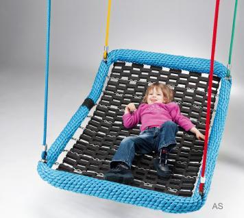 Huck Easy-Swing Schaukelbett Mehrkindschaukel - Vorschau 2