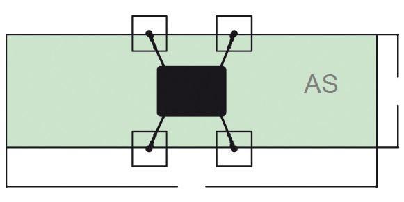 Huck Easy-Swing Schaukelbett Mehrkindschaukel - Vorschau 3