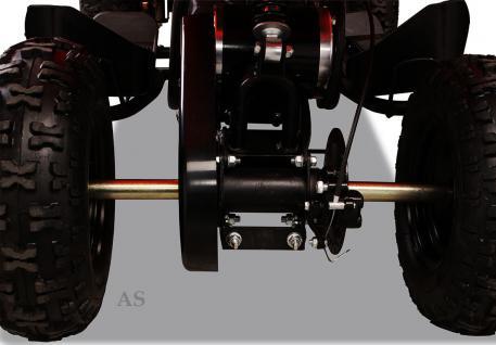 allstars Quad Elektroquad 800W Torino Kinderquad Pocketquad schwarz - Vorschau 4
