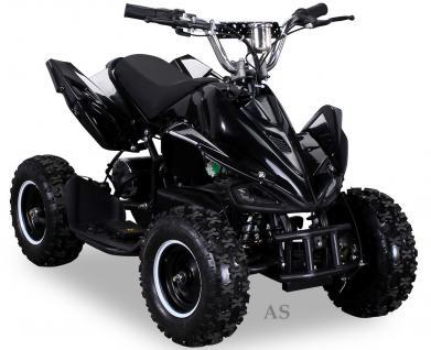 Allstars E-Quad Elektroquad Racer 800W schwarz Kinderquad