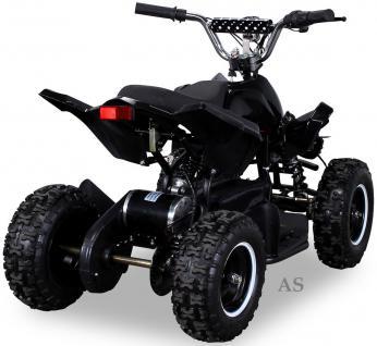 Allstars E-Quad Elektroquad Racer 800W schwarz Kinderquad - Vorschau 2