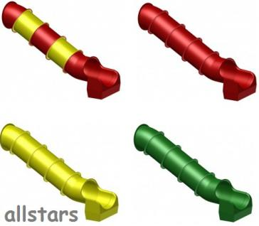 Beckmann Rutsche L= 6, 1 m PH= 3, 0 m Röhrenrutsche Modulröhrenrutsche - Vorschau 2