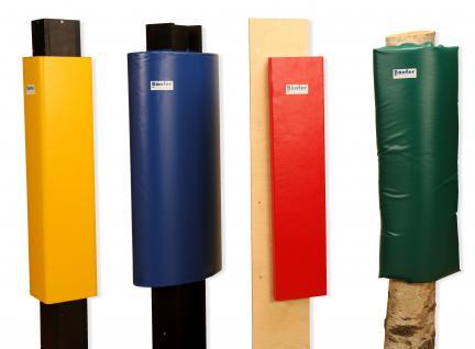 Bänfer Schutzpolster Säulenschutzpolster rund Ø 114 mm PU-Schaum Farbwahl Protect - Vorschau 2