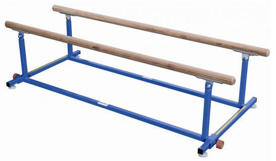 Bänfer Turngerät Handstand Übungsbarren groß Sportgerät Barren Trainingsgerät