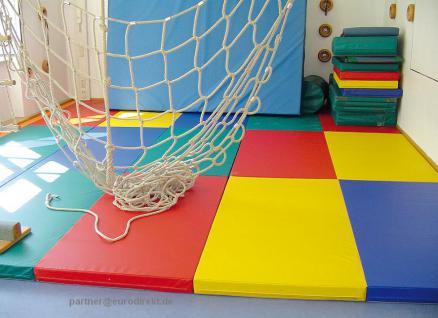 Bänfer Fallschutzmatten SKANDIA Matte 2 x 1 m Kinderspielmatte Schaumstoffmatte