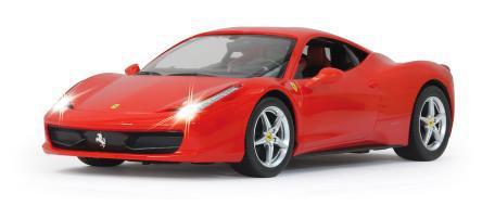 Jamara Auto 1:14 Ferrari 458 Italia GTO rot ferngesteuert RC-Auto - Vorschau 1