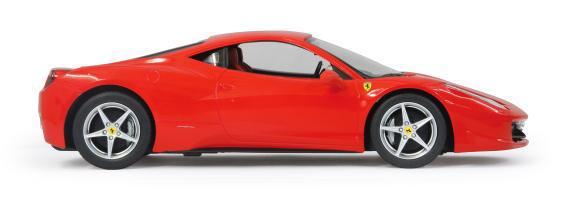 Jamara Auto 1:14 Ferrari 458 Italia GTO rot ferngesteuert RC-Auto - Vorschau 2