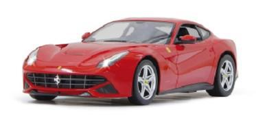 Jamara Ferrari F12 Berlinetta 1:14 Modellauto Funk 27 MHz Sportwagen RC Auto