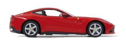 Jamara Ferrari F12 Berlinetta 1:14 Modellauto Funk 27 MHz Sportwagen RC Auto - Vorschau 2