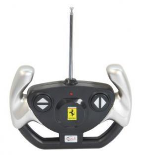 Jamara Ferrari F12 Berlinetta 1:14 Modellauto Funk 27 MHz Sportwagen RC Auto - Vorschau 5