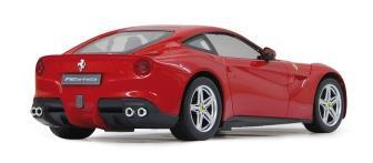 Jamara Ferrari F12 Berlinetta 1:14 Modellauto Funk 27 MHz Sportwagen RC Auto - Vorschau 3