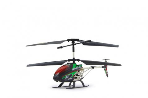 RC Helikopter Gyro Joy Modell Hubschrauber Turbo Licht Sound 2, 4 GHz Funk Jamara