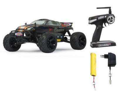 RC Auto Cocoon RTR 1:10 EP 4WD black Truggy ferngesteuert Modellauto Funk Jamara - Vorschau 2