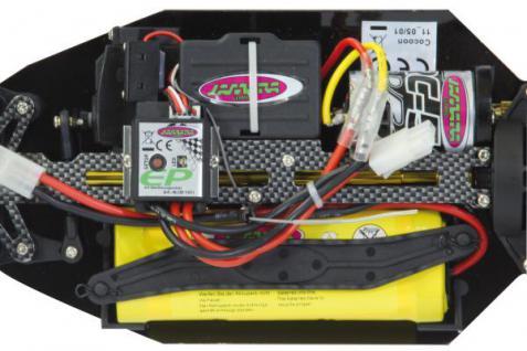 RC Auto Cocoon RTR 1:10 EP 4WD black Truggy ferngesteuert Modellauto Funk Jamara - Vorschau 5