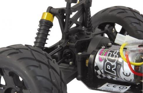RC Auto Cocoon RTR 1:10 EP 4WD black Truggy ferngesteuert Modellauto Funk Jamara - Vorschau 4