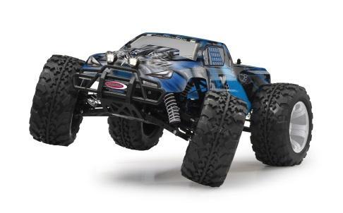 RC Auto Ice Tiger BL LiPo 1:10 4 WD Modellauto 35-65 km/h Funk 2, 4 GHz Jamara