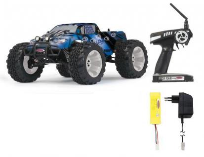 RC Auto Ice Tiger EP 1:10 4 WD Modellauto 35-65 km/h Funk 2, 4 GHz Jamara - Vorschau 2